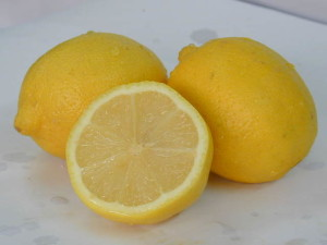lemon to boost your metabolism