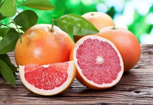 Grapefruit Fat Burning Low Calorie Food