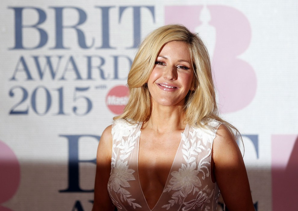 Or Ellie Goulding?
