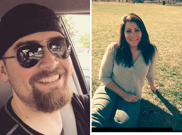 Jessica got the ball rolling and enrolled in a zumba class, losing 14 pounds in just a few weeks. Justin started slower with a few diet changes, but also started losing weight.