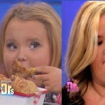 "Honey Boo Boo Was Called ""Obese"" And Given A Food Intervention On ""The Doctors"""
